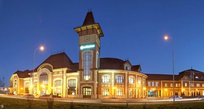 Вокзал Ужгорода