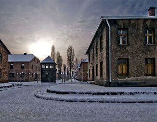 Концтабір Освенцим Аушвіц