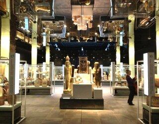єгипетський музей infomix