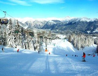 Бохінь, Словенія