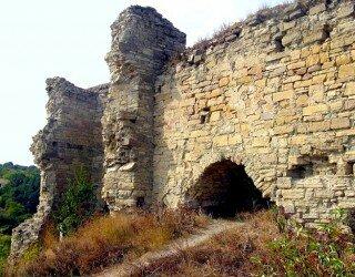 кудренецький замок