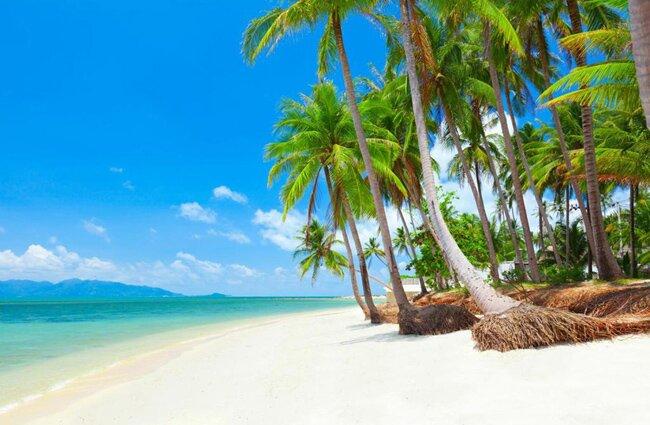 пляж Таїланд