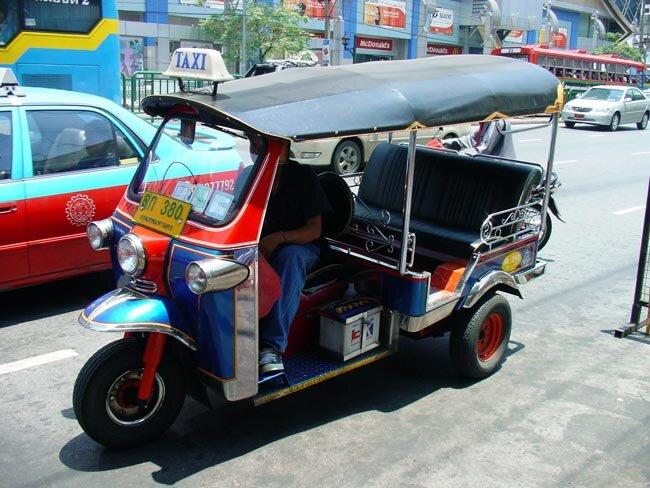 транспорт Таїланд