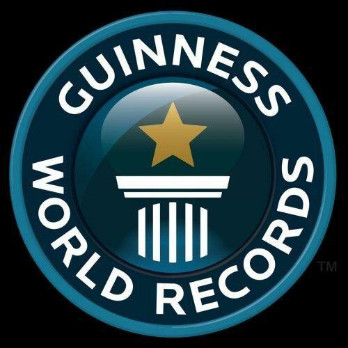 книга рекордів Гіннеса