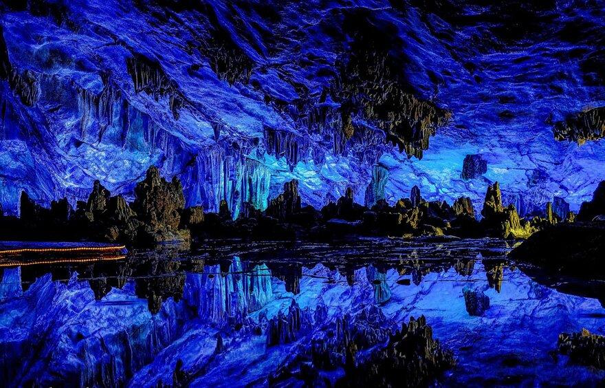 Печера очеретяної флейти найдивовижніші печери