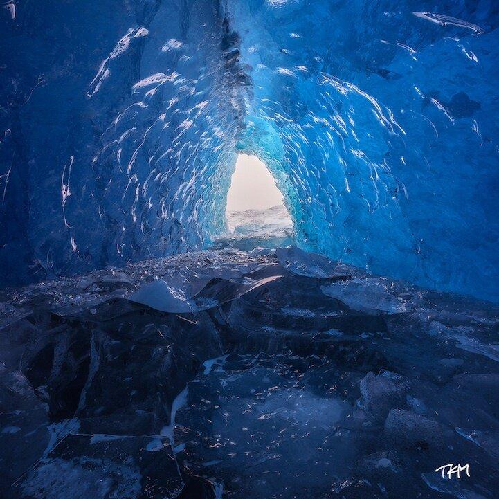 Печери льодовика Менденхолл