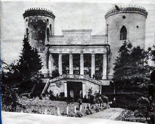 chervonogradskij-zamok-v-starinu
