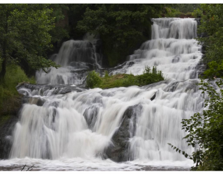 Червоногородський водоспад